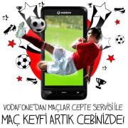 Vodafone Maçlar Cepte
