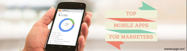 top mobile apps for marketers