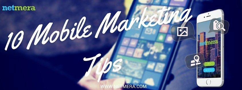 10-mobile-marketing-tips