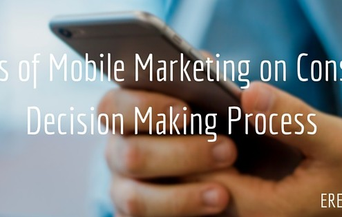 Effects of Mobile Marketing on Consumer Decision Making Process